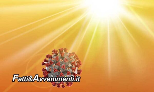 Salute & Benessere. I raggi UVC del sole uccidono il covid? Ecco i risultati degli studi degli esperti