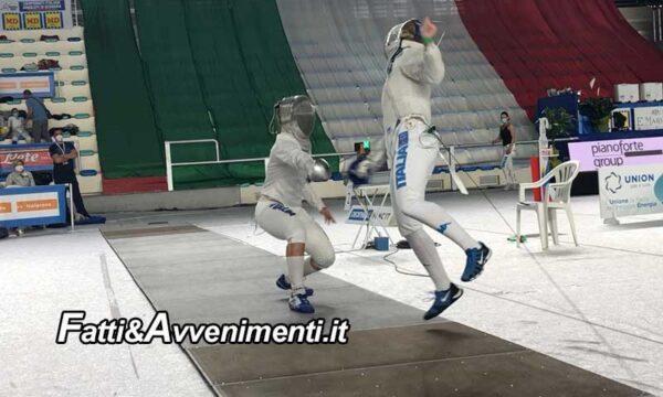 Napoli. Sciabola, Campionati italiani a squadre: Vincono i gruppi militari, bene i giovani della Discobolo di Vullo