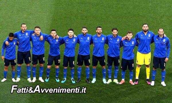 È ufficiale: nessun calciatore italiano si inginocchierà contro il razzismo prima della sfida contro l'Austria