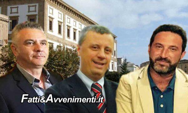 """Amministrative: nasce """"Sciacca Venti Ventidue"""" da Bellanca, Mandracchia e Settecasi"""
