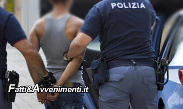 """Catania. Costringe a prostituirsi la compagna 17enne incinta: arrestato con madre, sorella e 2 """"clienti"""""""