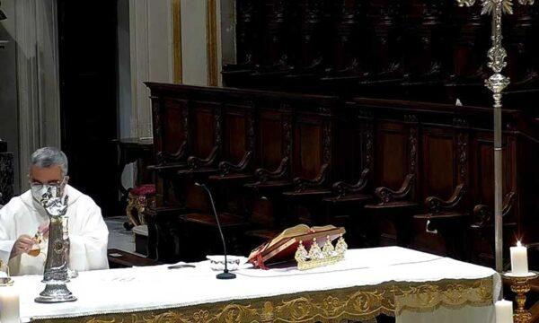 Ragusa. Triduo di preparazione alla solennità della natività di San Giovanni Battista