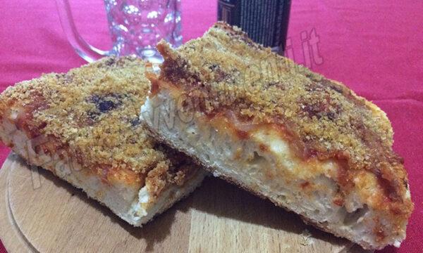 Sfincione palermitano – Ricetta siciliana