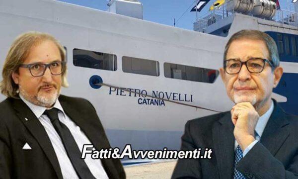 """Collegamento Mazara-Pantelleria, Ugl a Musumeci: """"segnale di ripresa economica e occupazionale"""""""