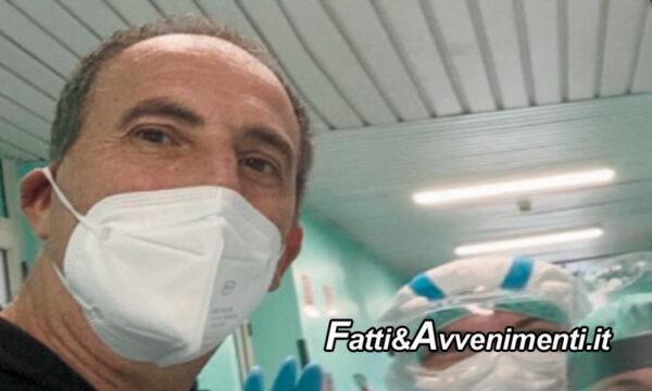 Deputato regionale PD Nello Dipasquale ricoverato per 2 settimane per Covid: aveva fatto le 2 dosi