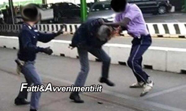 """Corte Cassazione. Immigrato colpisce con pugni poliziotto per opporsi a espulsione: """"ASSOLTO, NON É PUNIBILE"""""""