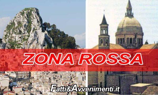 """Caltabellotta e Favara """"Zona Rossa"""" dal 22 al 29 luglio: Musumeci ha firmato le ordinanze"""