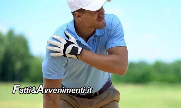 Salute & Benessere. Il golf più pericoloso delle arti marziali?