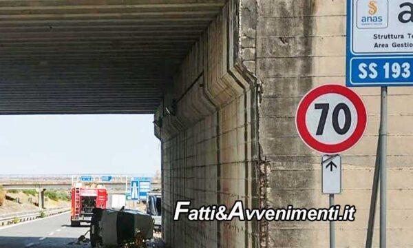 Augusta (SR). Scontro tra un furgone e una Fiat Punto: il conducente dell'auto perde la vita