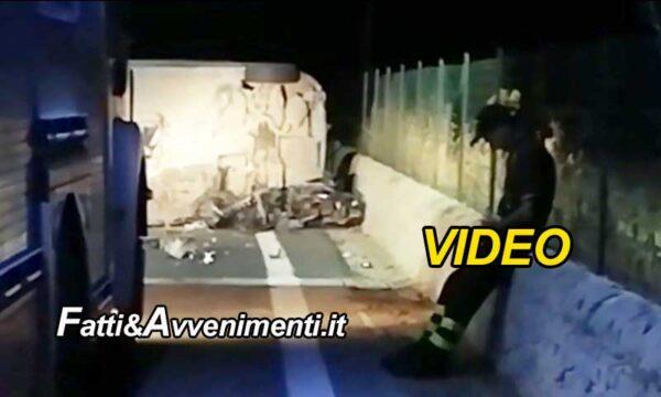 Ragusa. Tragico scontro tra una BMW e uno scooter: 2 i morti uno ha perso le gambe ed un ferito