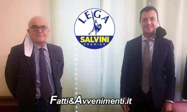 Agrigento. Lega Salvini premier nomina i Dirigenti Provinciali e Referenti Comunali della Provincia