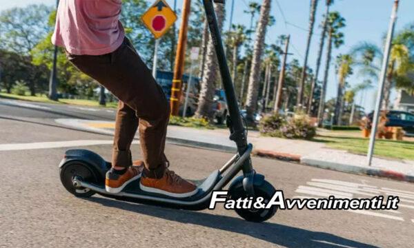 Scoglitti (Rg). Vietato circolare con biciclette, monopattini e skateboards nell'isola pedonale dalle 21:00 alle 2:00