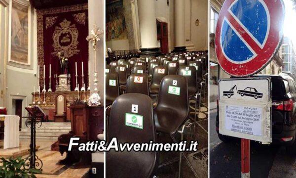 Ragusa. Tutto pronto per l'insediamento di domani pomeriggio di S.E.R. Mons. Giuseppe La Placa