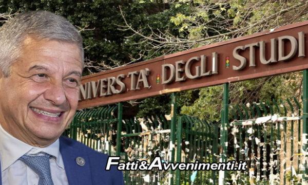 Massimo Midiri è il nuovo Rettore dell'Università degli Studi di Palermo