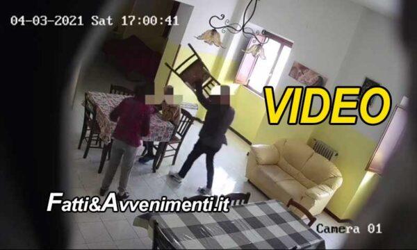 Serradifalco (CL). Violenza sessuale, schiaffi, pugni e sedie in testa ad anziani disabili: 5 gli arrestati