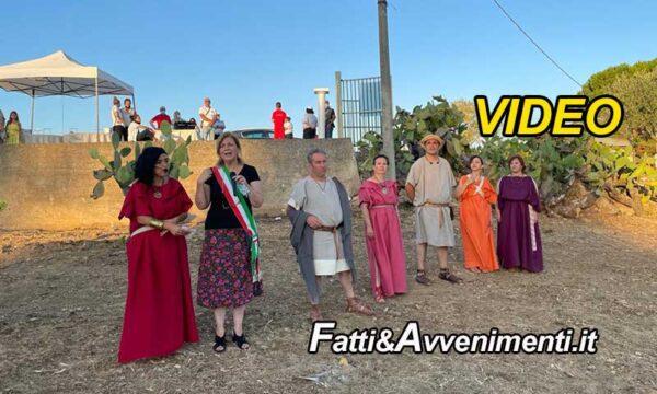 """Montevago. Riaperta la Villa Romana, sindaco: """"Un'attrazione in più per i turisti nella Valle del Belìce"""""""