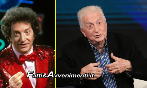 Roma. E' morto a 85 anni Gianfranco D'Angelo, una vita sul palco: dal Drive In al Bagaglino