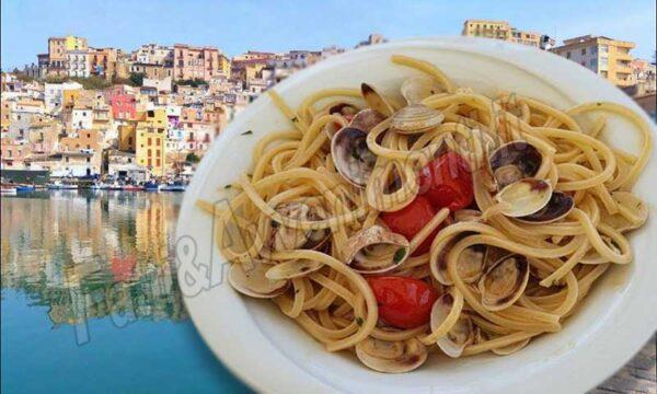 Linguine alle vongole e pomodorini di Pachino – Ricetta siciliana gustosa e veloce
