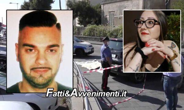 Omicidio Vanessa Zappalà, diramate le foto del presunto assassino: è il 38enne Antonio Sciuto