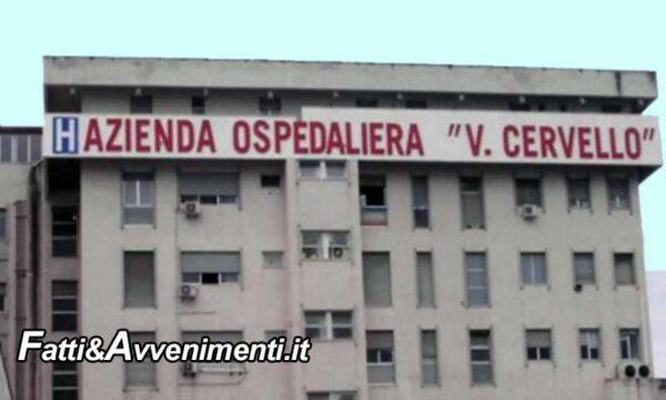 Palermo. Risultati positivi al Covid 4 medici dell'ospedale Cervello tutti vaccinati con doppia dose