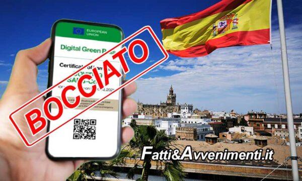 Spagna. Tutti i tribunale regionali bocciano l'obbligo Green pass in bar e ristoranti: ora è illegale in tutte regioni