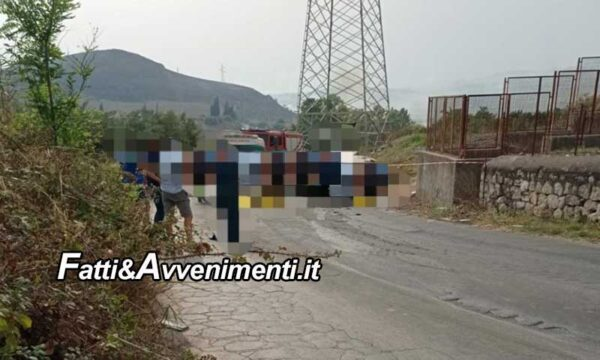 Paternò (CT). Porta acqua per spegnere incendio col trattore che si ribalta: agricoltore 30enne muore schiacciato