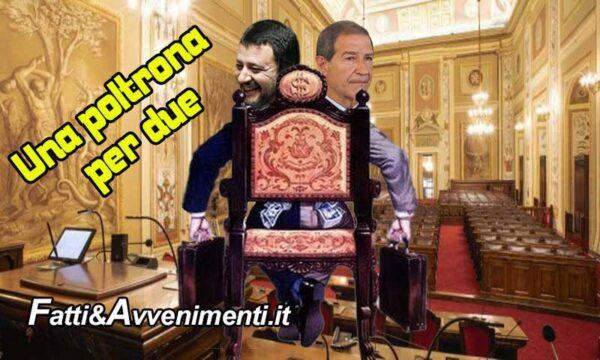 Regionali 2022. Salvini vuole il candidato Presidente leghista e Musumeci risponde: ci sono già io