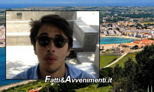 Favignana (TP). Malore improvviso: 25enne palermitano trovato morto in casa