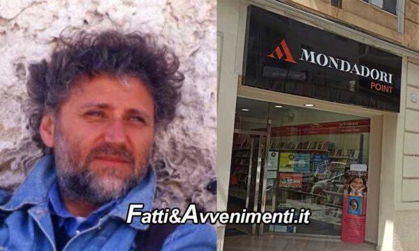 Palermo. Malore improvviso, muore per infarto l'editore Saetta mentre era in libreria: lascia un figlio di 6 mesi