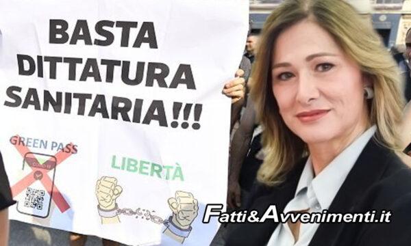 L'eurodeputata Donato lascia la Lega: Ha vinto Giorgetti, ma con Draghi non ci sto, difendo i no-vax discriminati