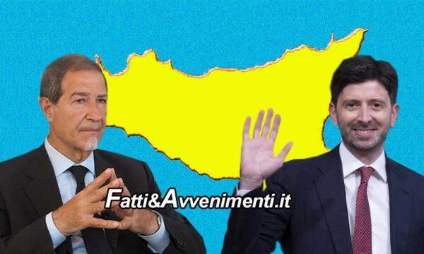 Sicilia resta gialla per altri 15 giorni: c'è la nuova ordinanza del Ministro Speranza