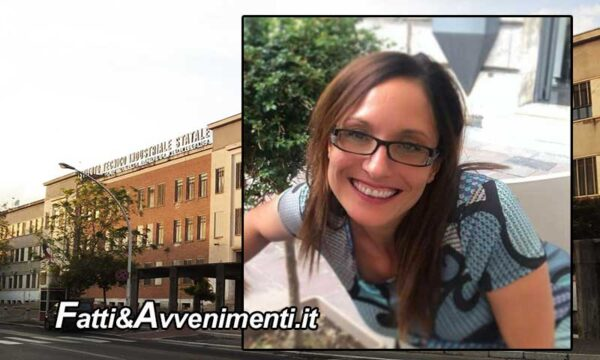 Terni. Malore improvviso, prof 44enne siciliana muore nel sonno: lascia due figli