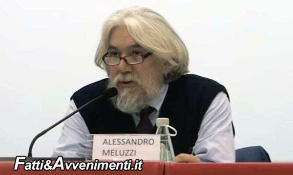"""L'Ordine dei medici sospende Alessandro Meluzzi: """"Non ha rispettato l'obbligo di vaccinasi"""""""