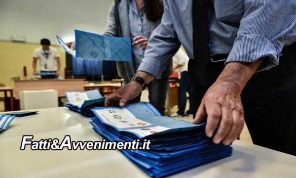 """Elezioni. """"Astensionismo"""" primo partito: segnale chiaro degli elettori sia a destra e che a sinistra"""