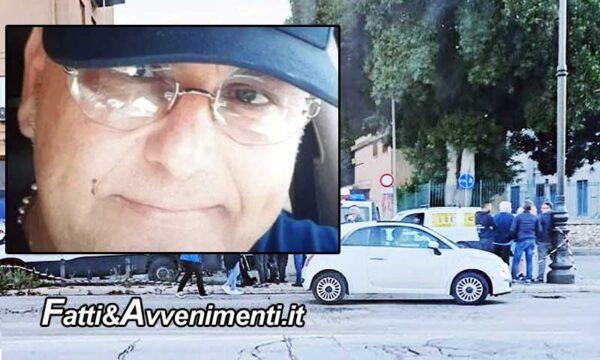 Palermo, 45enne travolto e ucciso da 21enne, forse senza patente, che fugge e si costituisce diverse ore dopo