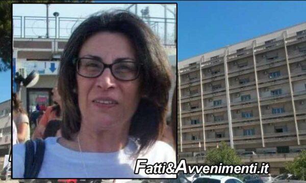 Castelvetrano. Malore improvviso, Mariella Firenze 58enne muore per arresto cardiaco: donati gli organi