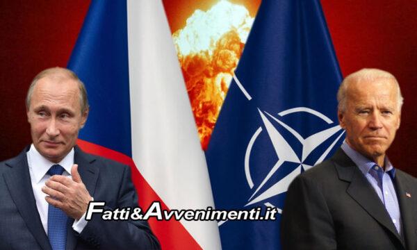 """Russia. Lavrov: """"Rapporti con Nato? Non esistono"""" e Mosca: """"USA ritirino atomiche da Europa"""""""