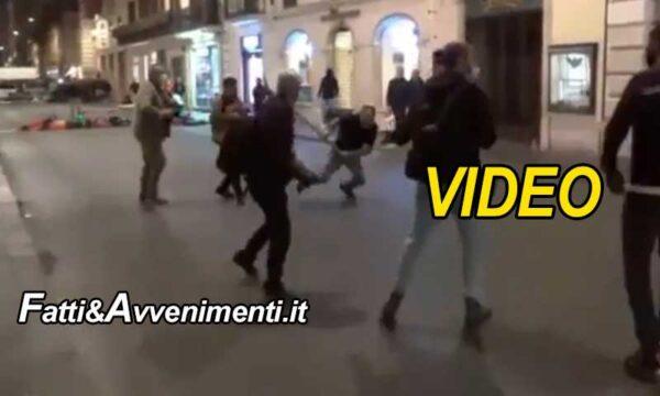 Roma. Scontri No Green Pass: un agrigentino fermato e un favarese arrestato